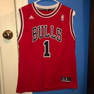 Derrick Rose Bulls Jersey